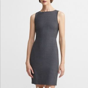 Theory Gray Shift Dress